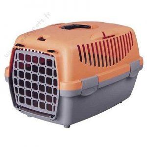 Cage-de-transport-Capri-Trixie-Orange